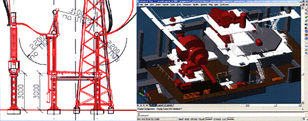Наземное лазерное сканирование при строительстве и эксплуатации инженерных сооружений