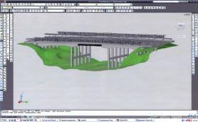 3D модель объекта исследования